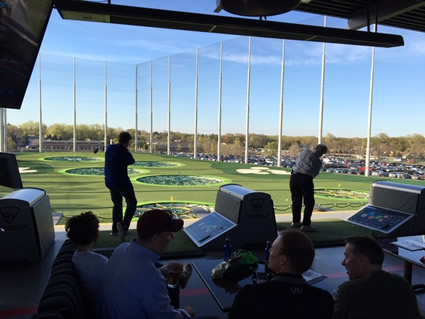 May 7, 2019 Top Golf Spring Outing