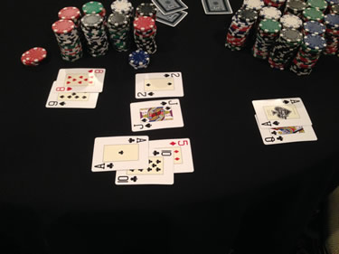 2015 NWSCT Texas Hold'em Tournament